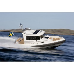 Paragon Yachts Cabin